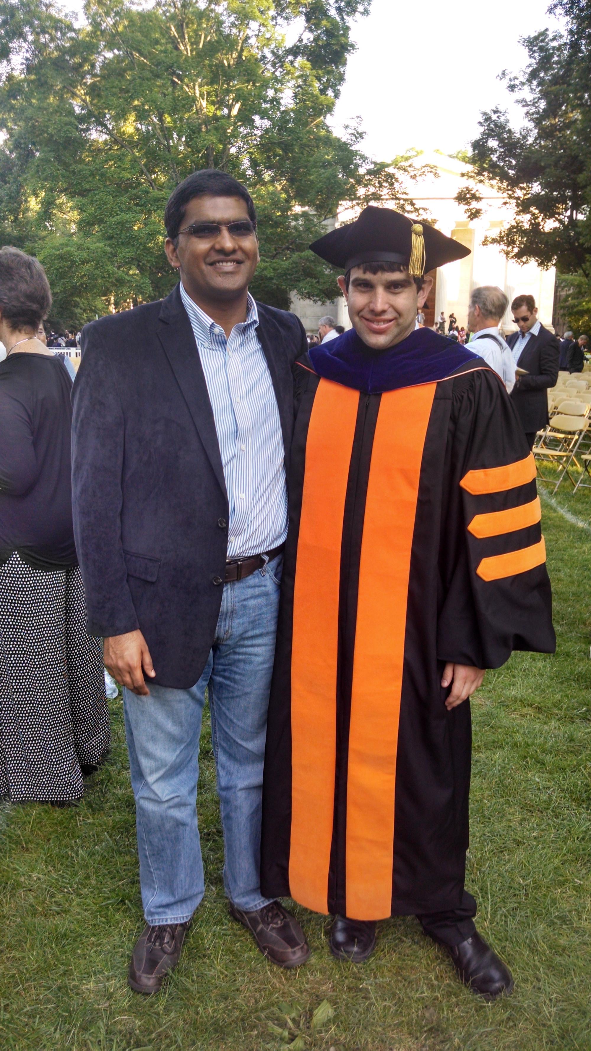 Andrew Harm's Graduation (2014)