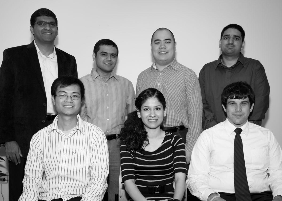 INSPIRE Lab Members (2013)