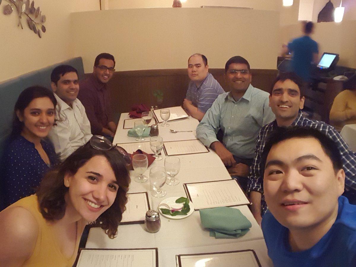 INSPIRE Lab Members (2016)