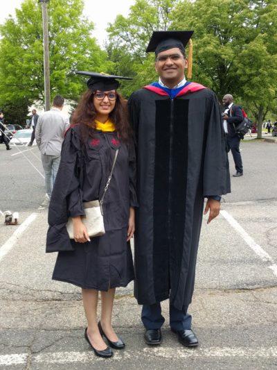 Neha Tadimeti's Graduation (2017)