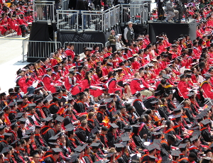 Rutgers 250th Commencement