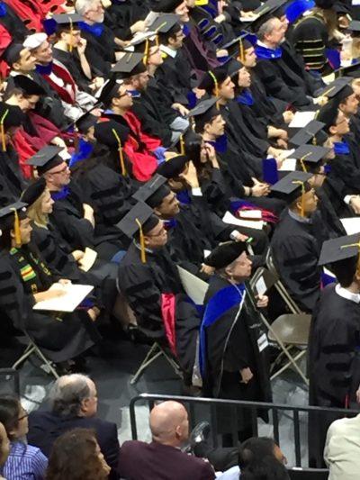 Tong Wu's Graduation (2017)