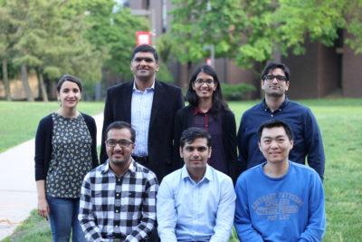 INSPIRE Lab Members (2018)